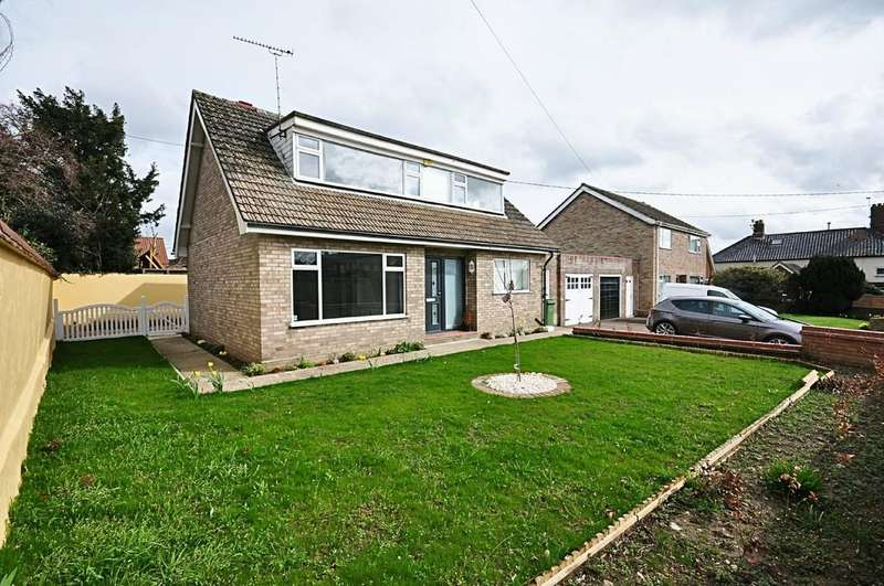 3 Bedrooms Detached House for sale in Croft Lane, Diss