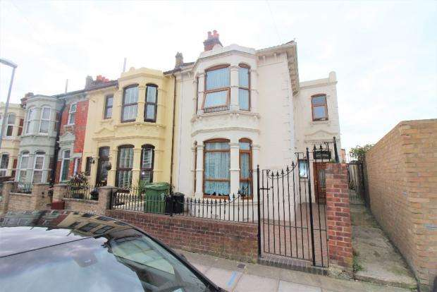 3 Bedrooms End Of Terrace House for sale in 127 Ophir Road, Portsmouth