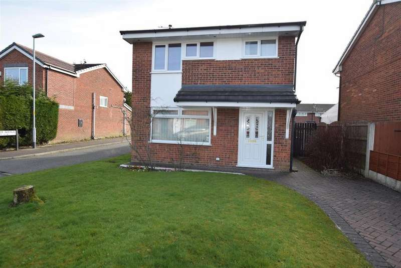 3 Bedrooms Detached House for sale in Andover Avenue, Alkrington, Middleton