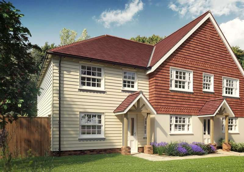 2 Bedrooms End Of Terrace House for sale in PLOT 1, Birch Court - 'Low Cost Dwelling', Fittleworth