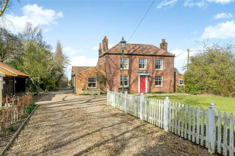 4 Bedrooms Detached House for sale in Sea Palling Road, Ingham, Norwich, Norfolk, NR12