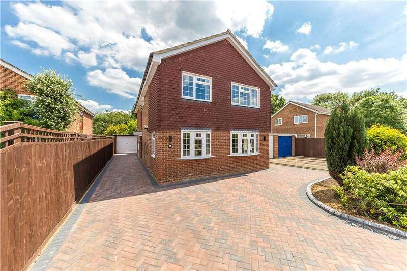 4 Bedrooms Detached House for sale in Chesterton Avenue, Harpenden, Hertfordshire