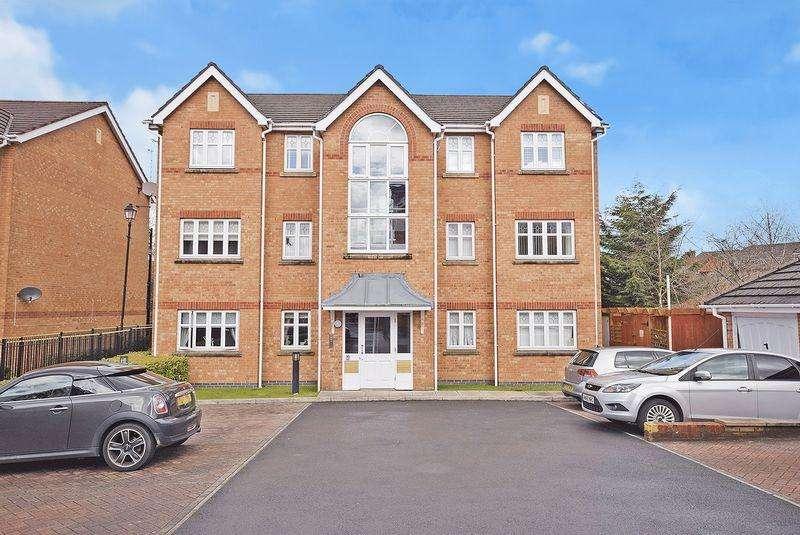2 Bedrooms Apartment Flat for sale in Lanark Gardens, Widnes