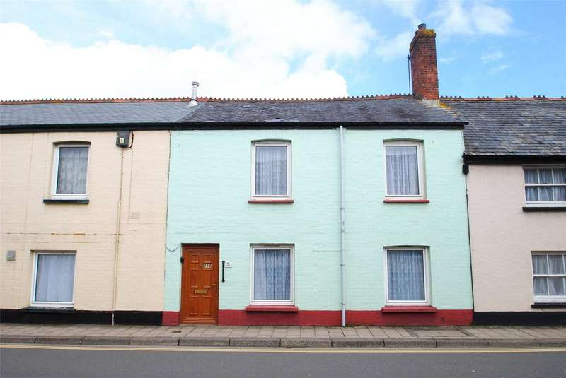 2 Bedrooms Terraced House for sale in New Street, Torrington