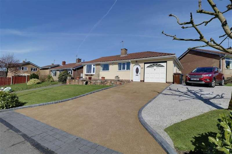 3 Bedrooms Detached Bungalow for sale in Thames Drive, Biddulph, Stoke-on-Trent