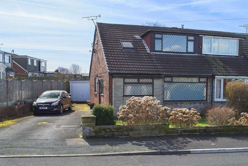 3 Bedrooms Bungalow for sale in Kingsdale Gardens, Drighlington