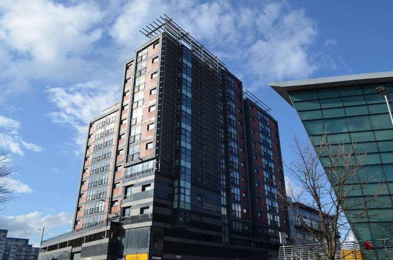 2 Bedrooms Flat for sale in Lancefield Quay, Flat 10/3, Finnieston, Glasgow, G3 8JJ