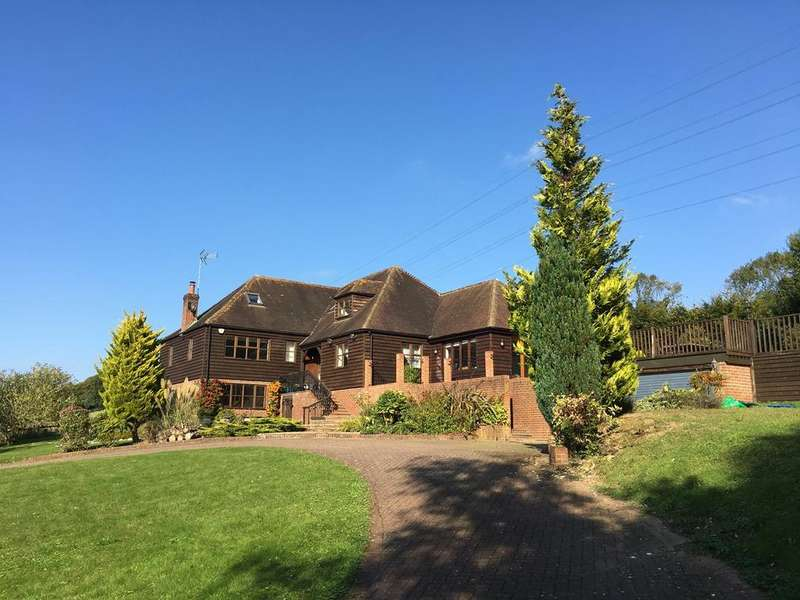 5 Bedrooms Detached House for rent in Lynsore Bottom, Upper Hardres, Canterbury, CT4