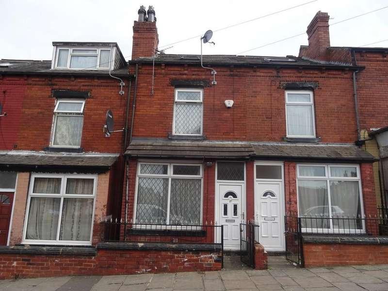 4 Bedrooms Terraced House for sale in Dorset Road - Harehills