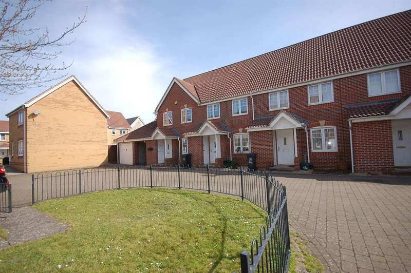 3 Bedrooms Terraced House for sale in Britton Gardens, Kingswood, Bristol BS15 1TF