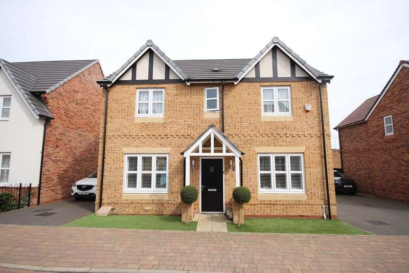 4 Bedrooms Detached House for sale in Wilson Close, Shillington, Hitchin, SG5