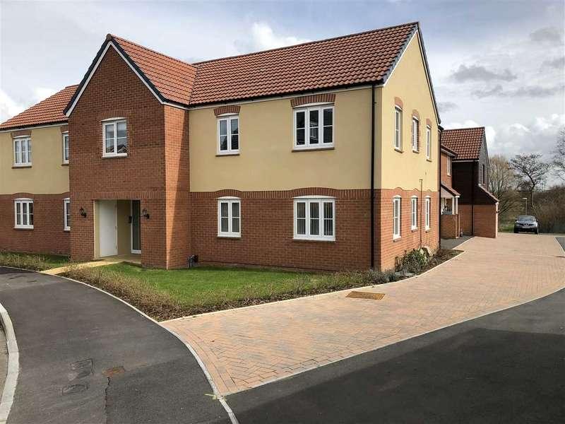 2 Bedrooms Apartment Flat for sale in Arabian Avenue, Swindon