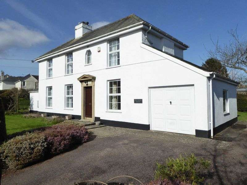 3 Bedrooms Property for sale in Okehampton, Devon