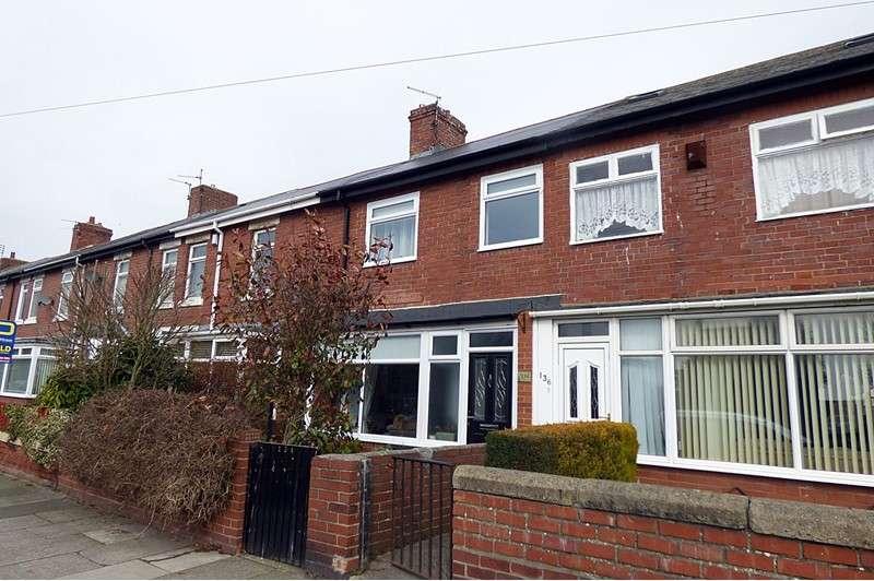 3 Bedrooms Property for sale in Newbiggin Road, Ashington, Northumberland, NE63 0TL