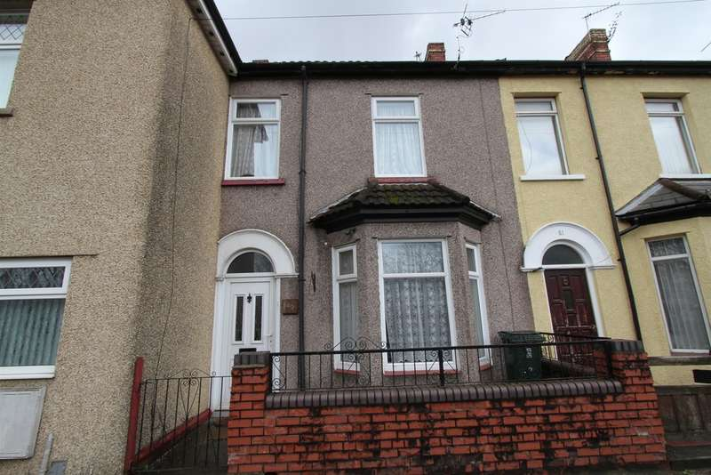 3 Bedrooms Terraced House for sale in Wharf Road, Newport