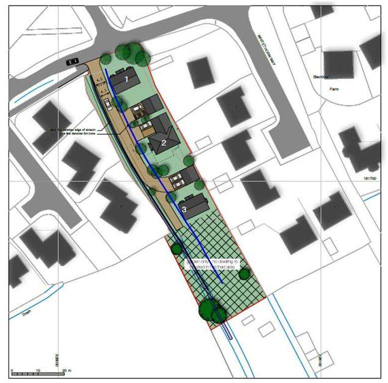 Land Commercial for sale in Wellfield Road, Marshfield, Cardiff