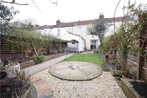 3 Bedrooms Terraced House for sale in Elmgrove Road, Fishponds, BRISTOL, BS16 2AU