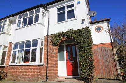 3 Bedrooms Semi Detached House for sale in Southgate, Fulwood, Preston, Lancashire, PR2