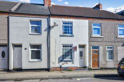 2 Bedrooms Terraced House for sale in Huthwaite Road, Sutton In Ashfield, Nottinghamshire, Notts