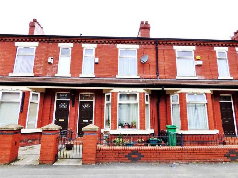 3 Bedrooms Terraced House for sale in Crofton Street, Rusholme, Manchester, M14