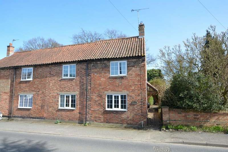 2 Bedrooms Cottage House for sale in Balderton Lane, Coddington