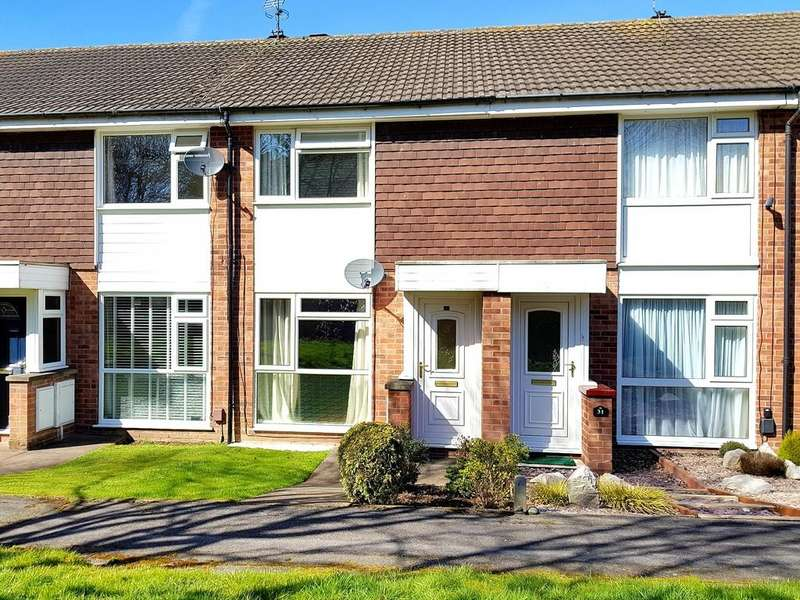 2 Bedrooms Terraced House for rent in Cumbria Walk, Mickleover