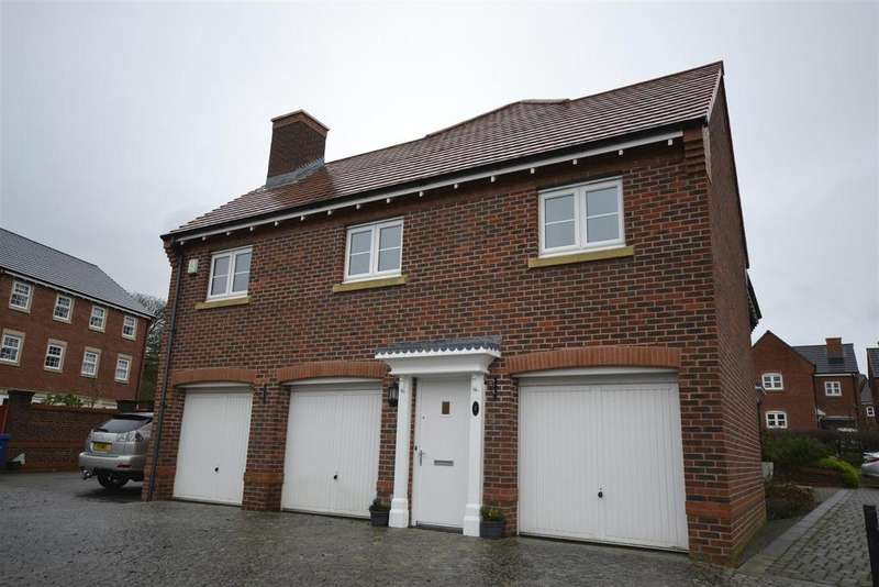2 Bedrooms Apartment Flat for sale in Chiltern Mews, Chorley