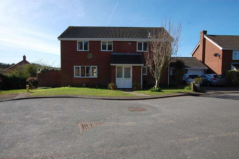 4 Bedrooms Detached House for sale in Bailey Road , Cromer
