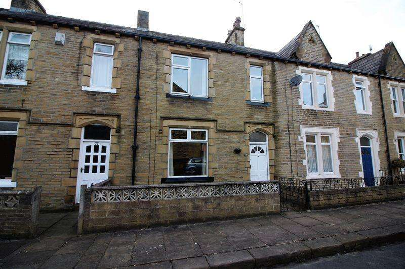 3 Bedrooms Terraced House for sale in Ripon Terrace, Ackroyden, Halifax