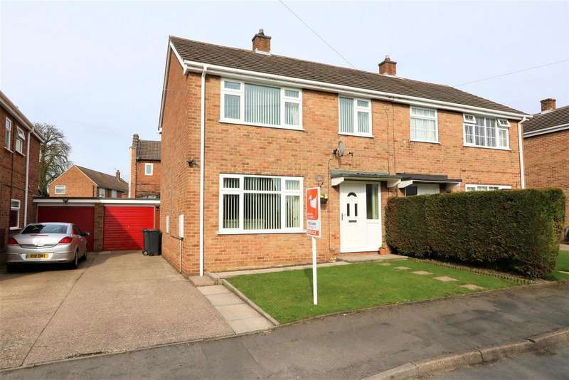 3 Bedrooms Detached House for sale in Shellbrook Close, Ashby-De-La-Zouch, ...