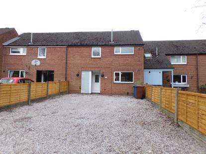 2 Bedrooms Terraced House for sale in Brow Hey, Bamber Bridge, Preston, PR5