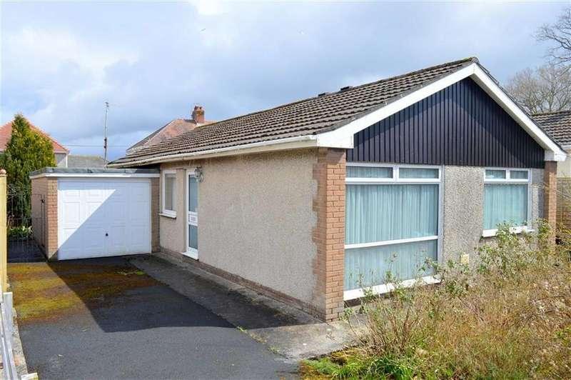 3 Bedrooms Detached Bungalow for sale in Parkwood, Gowerton, Swansea