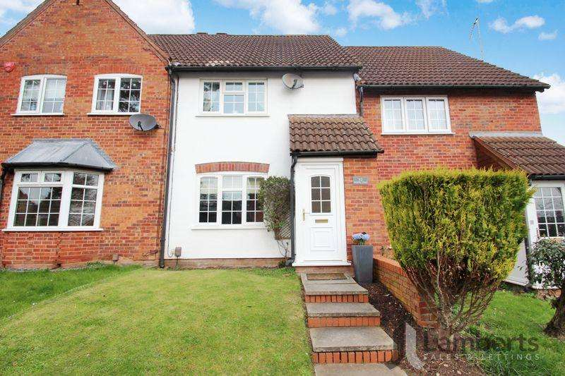 2 Bedrooms Terraced House for sale in Needle Close, Studley