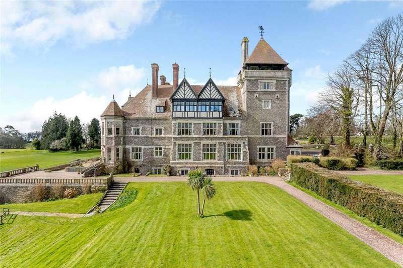 8 Bedrooms Semi Detached House for sale in Rousdon, Lyme Regis, Devon