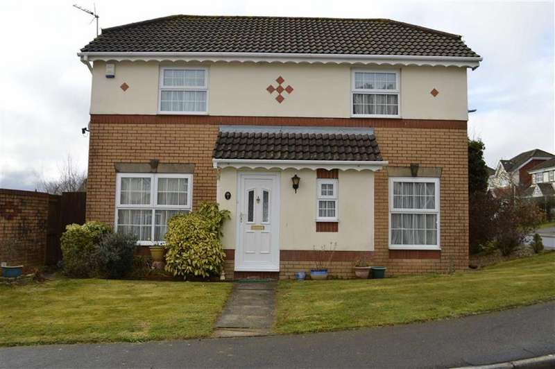 3 Bedrooms Detached House for sale in Pant Yr Odyn, Swansea, SA2