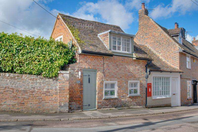 1 Bedroom Semi Detached House for sale in Chartham