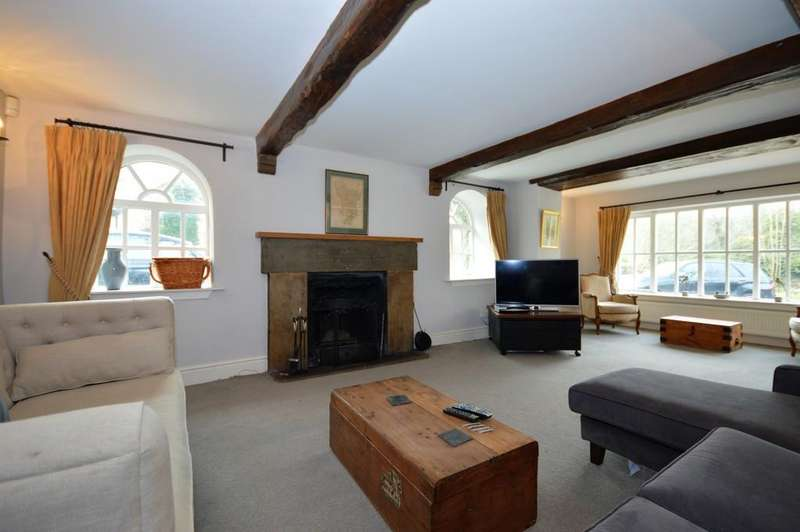 3 Bedrooms Barn Conversion Character Property for rent in Totley Grove Stables, Hillfoot Road