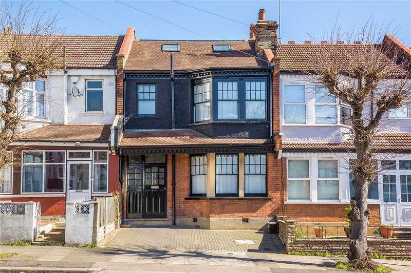 4 Bedrooms Terraced House for sale in Priory Villas, Colney Hatch Lane, Friern Barnet, London, N11