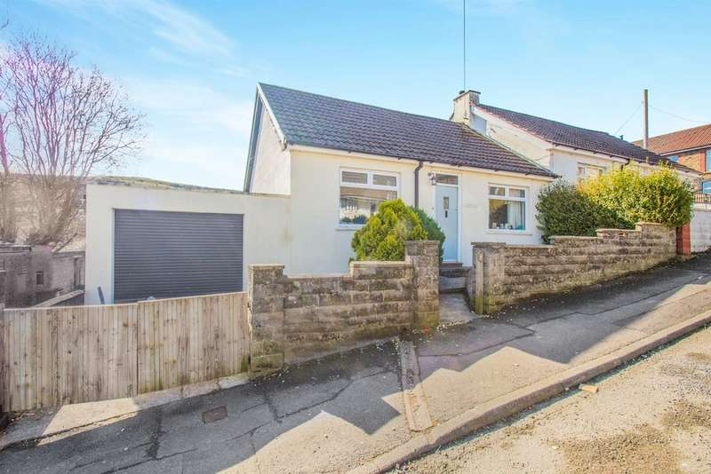 3 Bedrooms Semi Detached Bungalow for sale in Llanfair Road, Pontypridd