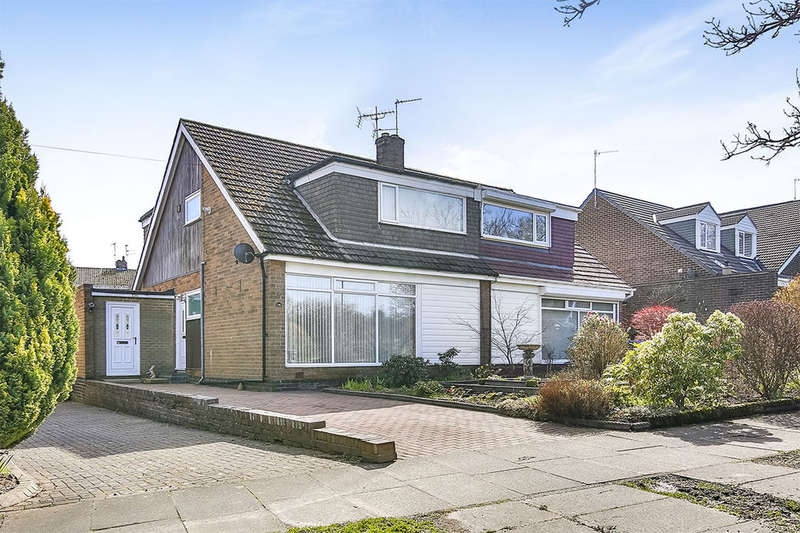 3 Bedrooms Semi Detached House for sale in Finchale Road, Durham, DH1