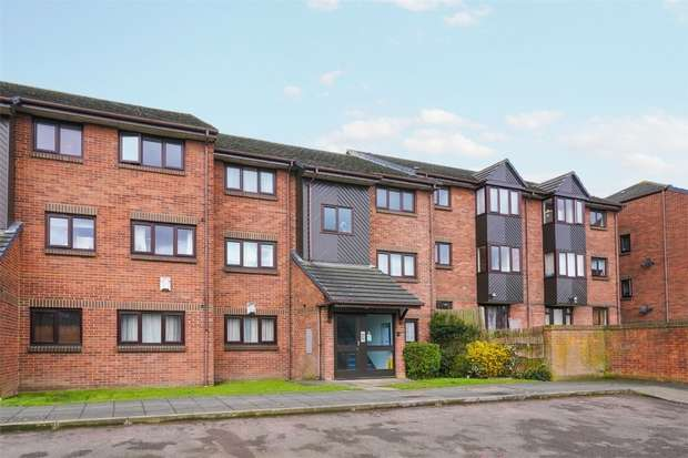 1 Bedroom Flat for sale in Perry Avenue, LONDON