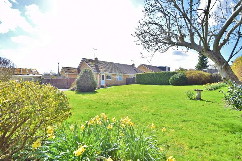 2 Bedrooms Bungalow for sale in Winchester