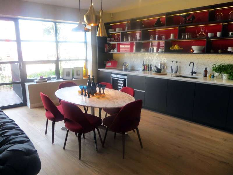 2 Bedrooms House for sale in Montagu House, City Island, London, E14