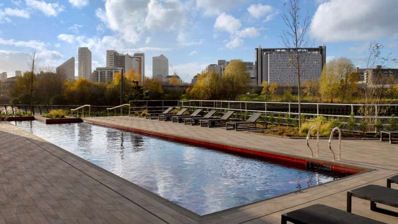 2 Bedrooms House for sale in Albion House, City Island, London, E14