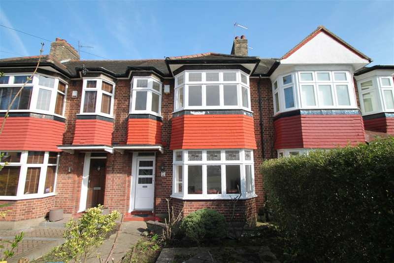 3 Bedrooms Terraced House for sale in Ash Grove, Palmers Green, London N13