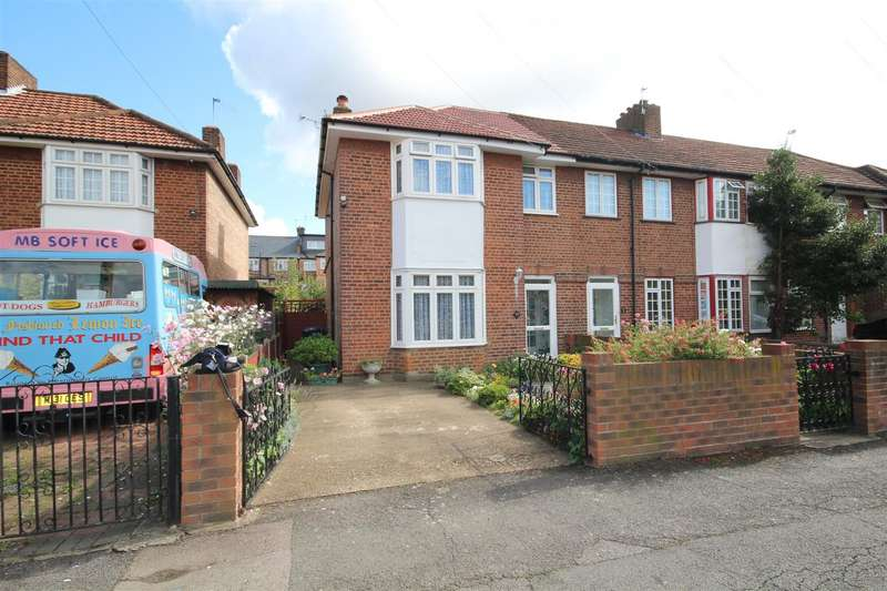4 Bedrooms House for sale in Sunningdale Avenue, East Acton