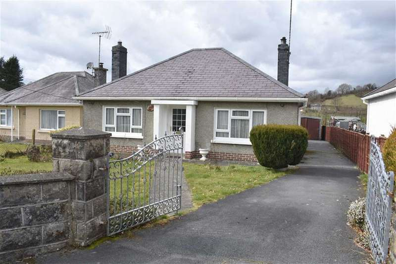 2 Bedrooms Detached Bungalow for sale in Llangeitho, Tregaron