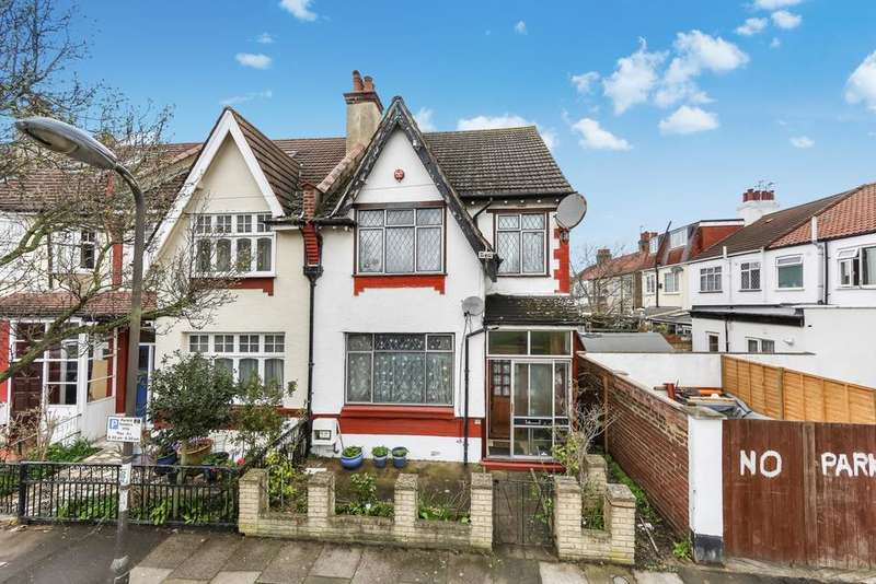 3 Bedrooms End Of Terrace House for sale in Jersey Road, London SW17