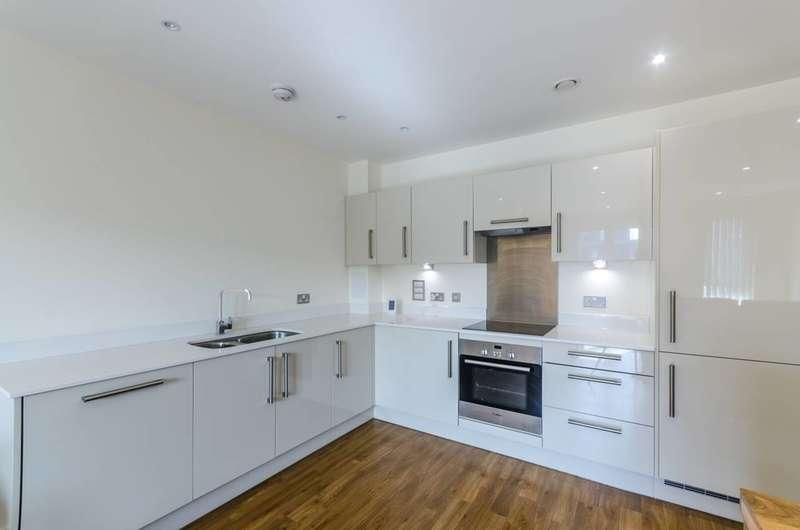 2 Bedrooms Flat for sale in Hatton Road, Alperton, HA0
