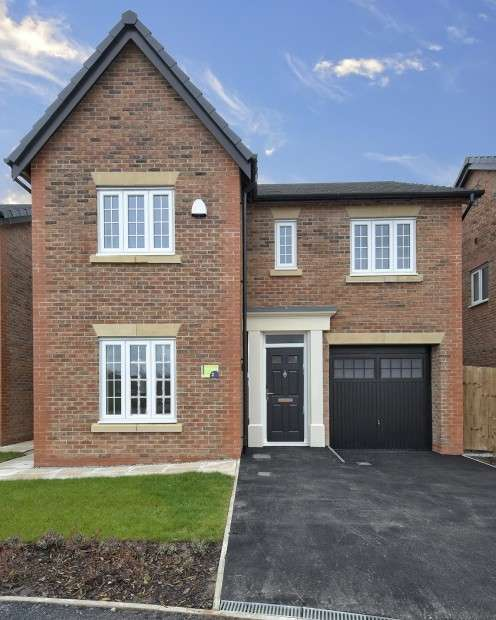 4 Bedrooms Detached House for sale in Nightingale Hesketh Lane, Tarleton, Preston, PR4